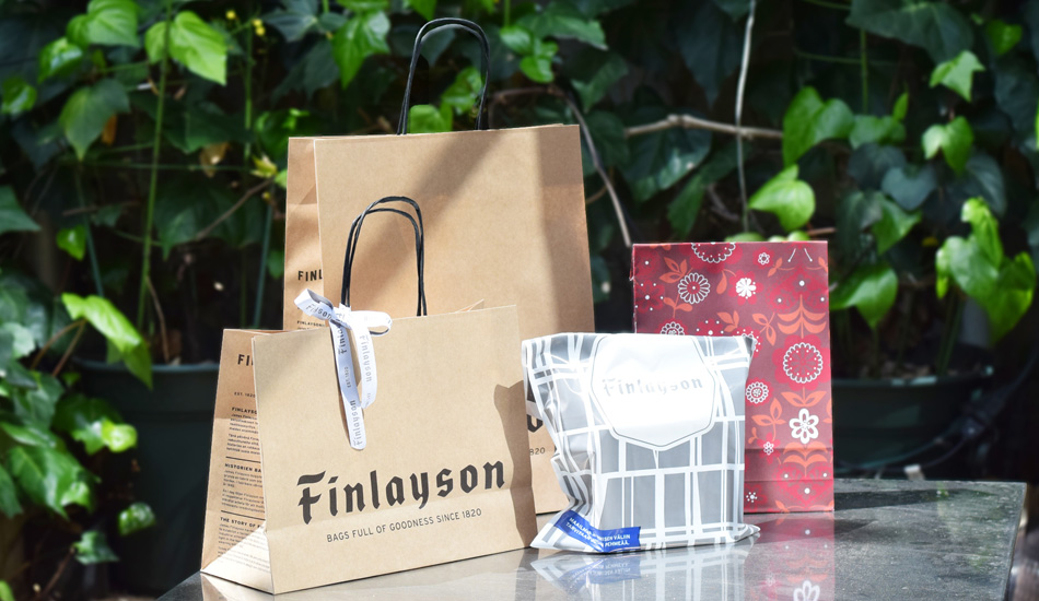 finlayson フィンレイソン ノベルティグッズ クリアファイルプレゼント!